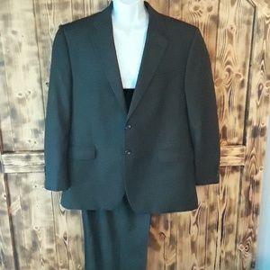 Ralph Lauren dark grey suit